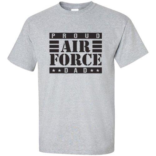 0850975e 2019 Fashion Fashion Men Printed T Shirts Proud Air Force Dad Good Quality  Brand Cotton Shirt