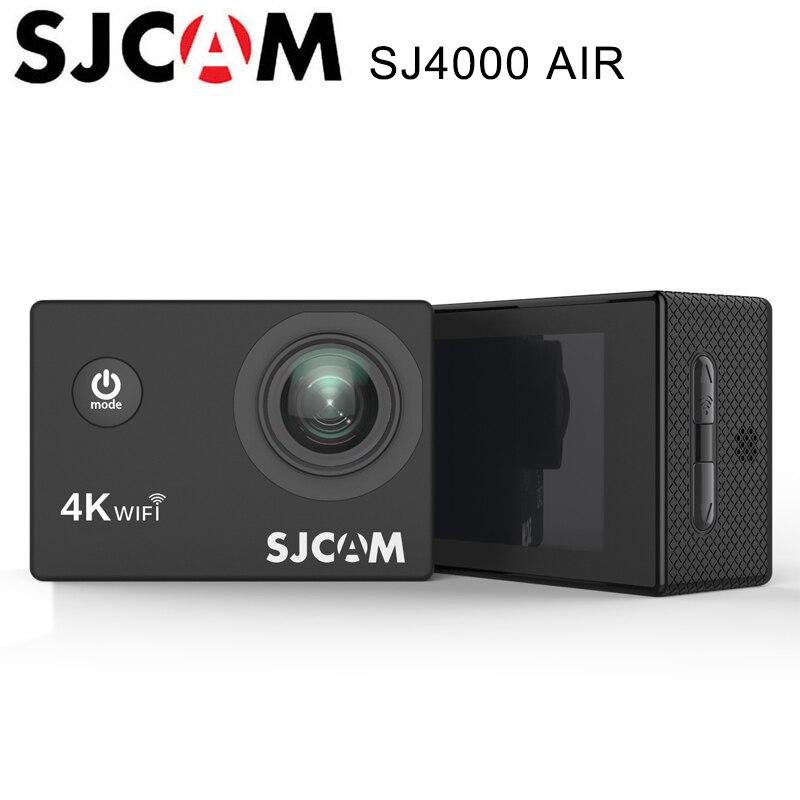 SJCAM SJ4000 AIR действие Камера Full HD Allwinner 4 К 30fps WI-FI 2,0 Экран мини 170D Подводный водонепроницаемая Спортивная DV Камера