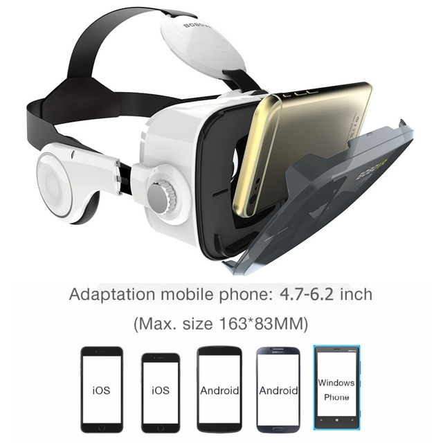 Virtual Reality goggles BOBOVR Z4 3D Glasses