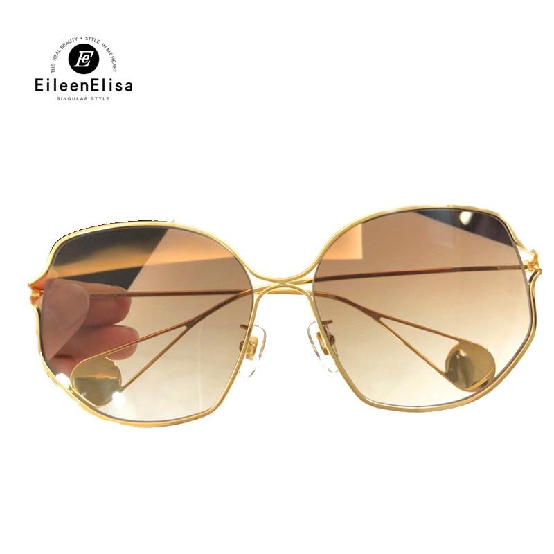 Frauen Rahmen no Marke Polarisierte Design Qualität 5 No no 2 no Legierung 2018 4 Mit no Weibliche Fall Mode Sonnenbrille 3 Runde 1 Hohe r4BqvWXSnr