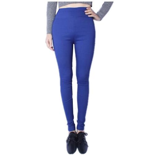 FSDKFAA 2018 New High Stretch Women Pants Cotton Ladies Pencil Pants High Waist Trousers Pantalon Femme Plus Size XL-5XL 26