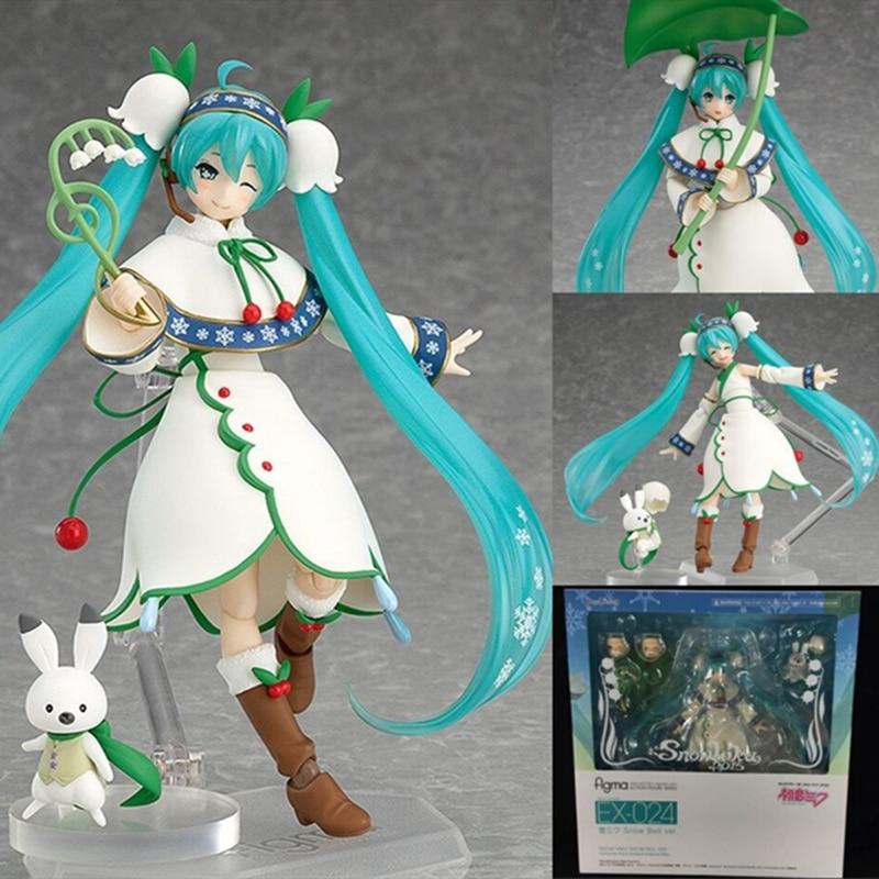 amine-font-b-hatsune-b-font-miku-figma-024-snow-miku-snow-bell-ver-font-b-hatsune-b-font-miku-action-figures-toys-dolls-figurine-model-toys-gift-of-kids