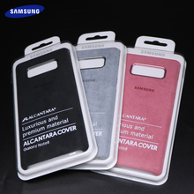 SAMSUNG Original Alcantara Cover for Samsung Galaxy Note 8