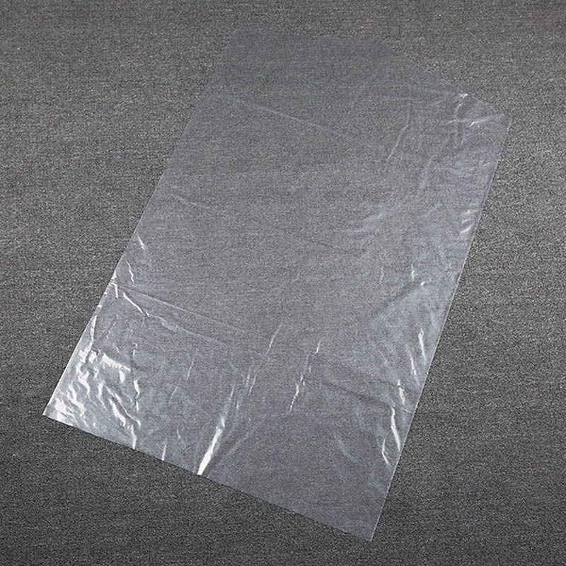 Image 5 - Disposable Transparent Dustproof Cover Plastic Hanging Bag for Clothes Garment Costum Suit Coat Protector Thickness 0.06mm AC027-in Clothing Covers from Home & Garden