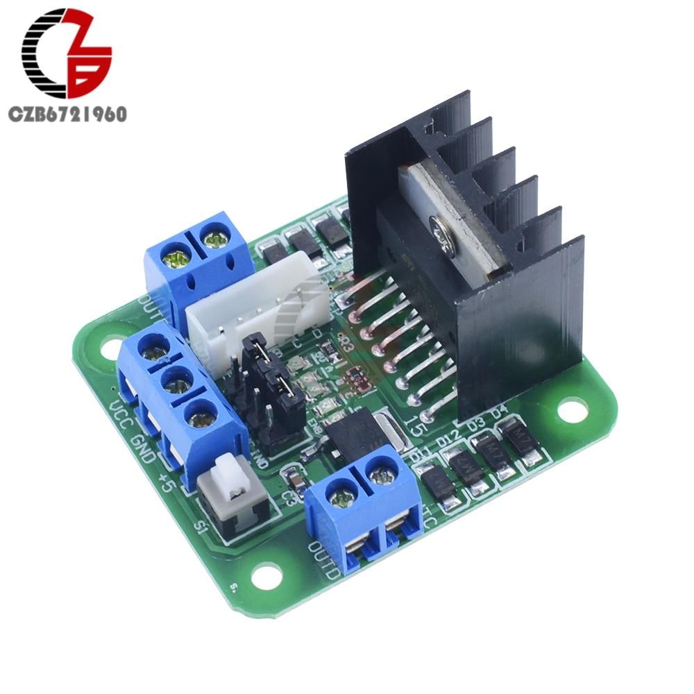 Hot Sale Dual H Bridge L298n Dc Stepper Motor Driver Controller Photos Of Circuit Board Module