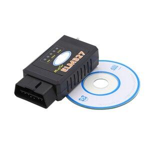 Image 5 - Elm 327 usb bluetooth funciona em forscan para ford hs can/ms pode v1.5 carro obd2 ferramenta de diagnóstico elm327 usb ftdi chip para opcional