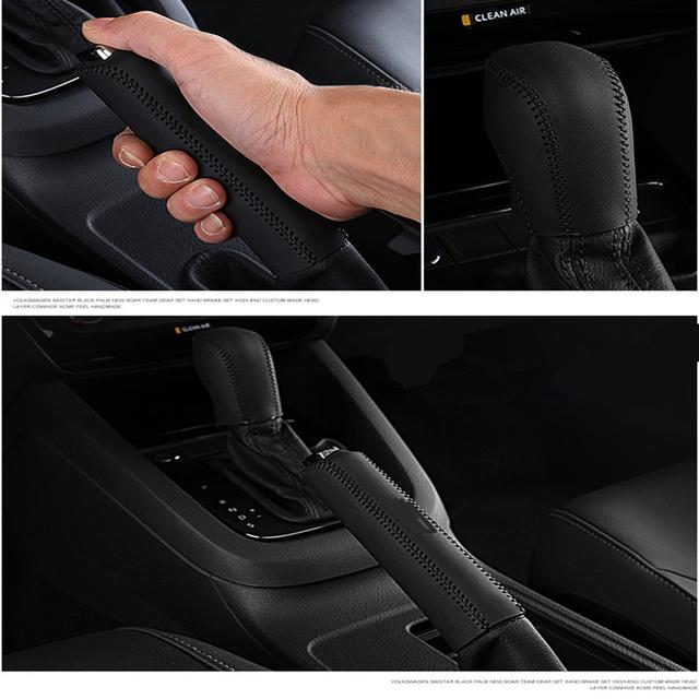 Auto Gear lever Handbrake cover
