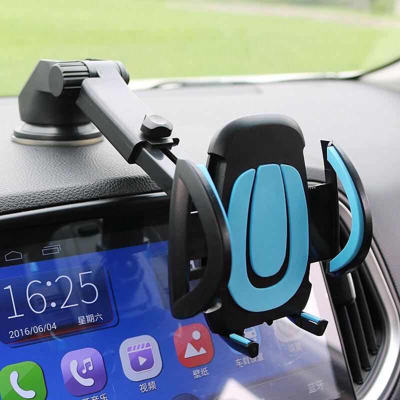 JEREFISH-Car-Phone-Holder-Gps-Accessories-Suction-Cup-Auto-Dashboard-Windshield-Mobile-Cell-Phone-Retractable-Mount