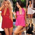 CY Women Sexy Lingerie Corset With G-string 2 Piece Set Dress Underwear Sleepwear Plus Size XXL