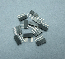 20pcs 2.54 mm 8Pin Stackable Long Legs Female Header For Arduino Shield