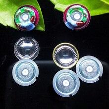 9.2mm 42 אוהם בריליום קרום אוזניות נהגים רמקולים היברידי אוזניות רמקול נמוך תדר בס נהג יחידה