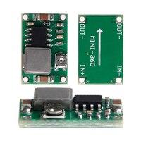 1pcs Mini360 DC-DC Buck Converter Step Down Module 4.75V-23V to 1V-17V 17x11x3.8mm SG125-SZ+