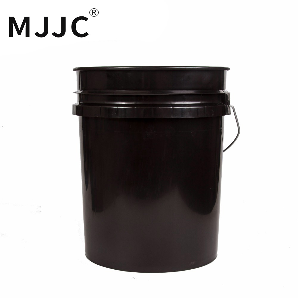 MJJC Brand With High Quality Detailing Bucket 5 Gallon(20L) Durable And Strong, Fits Gamma Seal Lid Perfectly