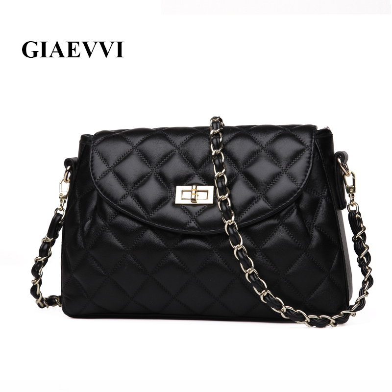 b8ff0b609b6d Giaevvi женские роскошные сумки женские сумки через плечо моды Сумка  Натуральная кожа Сумочка кросс-боди дизайнерские сумки