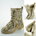 Laite Hebe 2017 New Delta Tactical Military Boots Snow Fur Desert SWAT American Combat Boots Outdoor Shoes Army Camouflage Boots