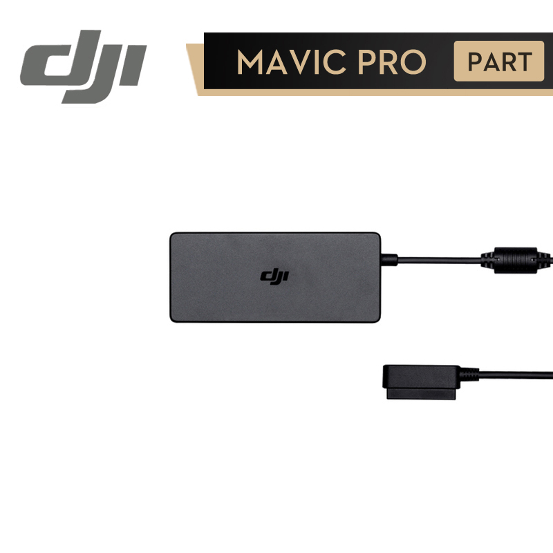 DJI Mavic 50W Battery Charger AC Power Adapter ( Without AC Cable ) for Mavic Pro Intelligent Flight Battery Charger Original цены