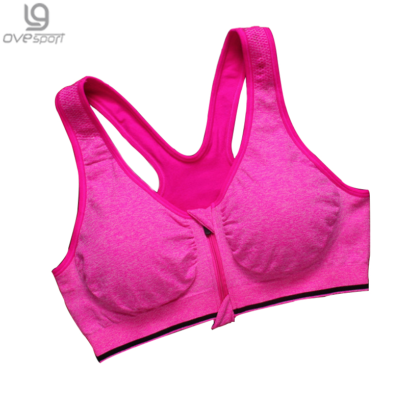 4 Colors Available <font><b>Sexy</b></font> <font><b>Women</b></font> Cross Fitness Bustier Quick-drying <font><b>Padded</b></font> <font><b>Seamless</b></font> <font><b>Wireless</b></font> <font><b>Push</b></font> <font><b>Up</b></font> <font><b>Bras</b></font> Tank Top