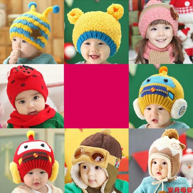 Super Cool Babymütze Neugeborenen Fotografie Requisiten Häkeln Baby