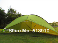 2Walls!Tarp tent/Top quality marquee account/large flysheet 4.8m suitable for family outdoor traveling