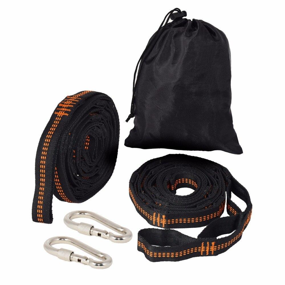 цены на Heavy Duty Strength Hammock Tree Straps with Adjustable Loops Hammock Tree Straps в интернет-магазинах