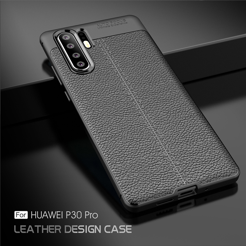 LDCRE For Huawei P30 Pro Case Luxury Soft Silicone Coque Phone Cover Fundas