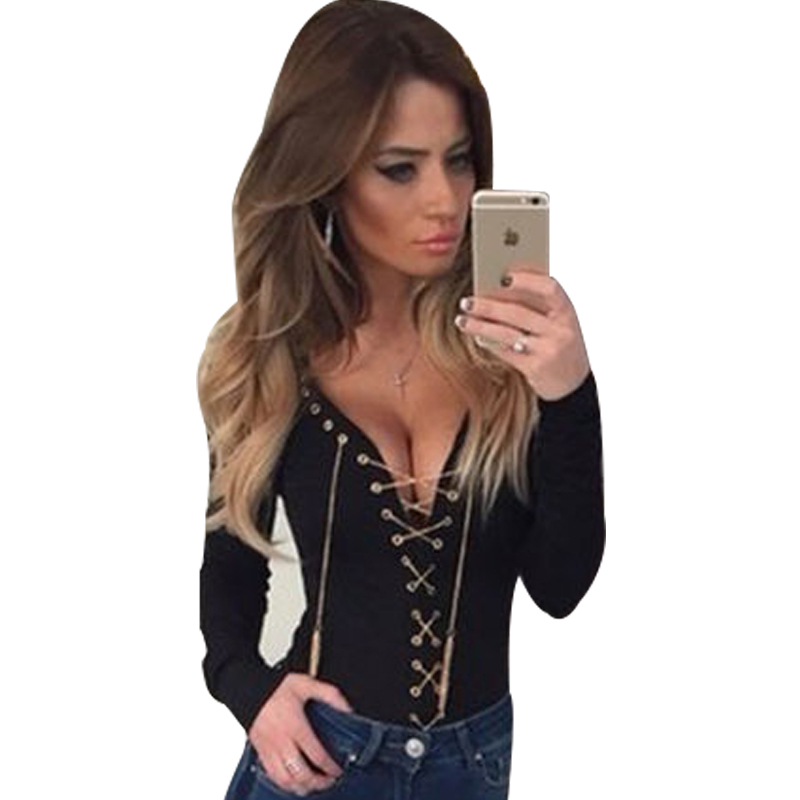 Long Sleeve Lace Blouses