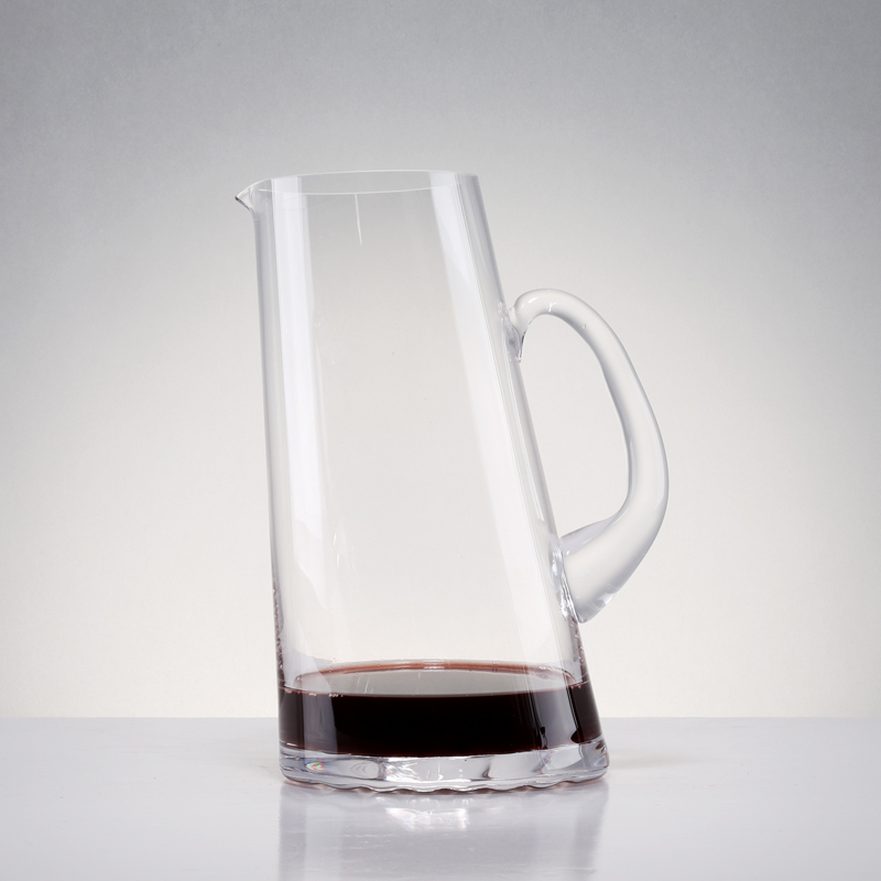 Household New Clear Handmade Glass Modern Red Wine Decanter Whiskey Brandy Water Bottle Drinkware Glasses Gift for Home Wedding