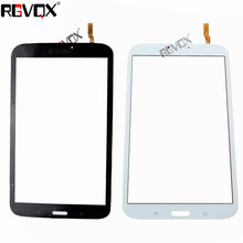 New For Samsung Galaxy Tab 3 8.0 SM-T310 T310 T310 Touch Screen Digitizer Glass Sensor Replacement Parts White/Black srjtek 8 touchscreen for samsung galaxy tab 3 8 0 t310 sm t310 touch screen digitizer glass sensor tablet pc replacement parts