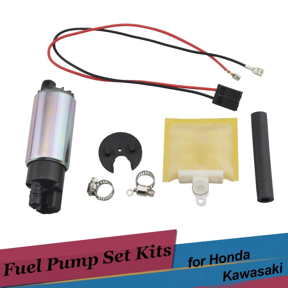 Moto pompe à Carburant Pour Honda CB 600 F HORNET CBR600F4i CBR954RR RVT1000R VTR1000 Kawasaki ZX12R ZX-12R ZX1200 VN1500 JET SKI