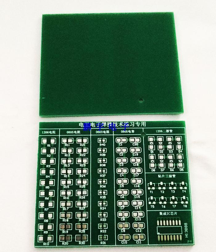 10pc pcb manufactur printed circuit board smt universal board 0805 rh aliexpress com Printed Circuit Board Assembly Line Printed Circuit Board Assembly