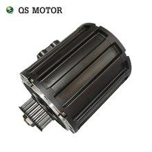 QS двигатель Новый Запущенный продукт 120 2000W 72V 70H Средний привод для электрического мотоцикла