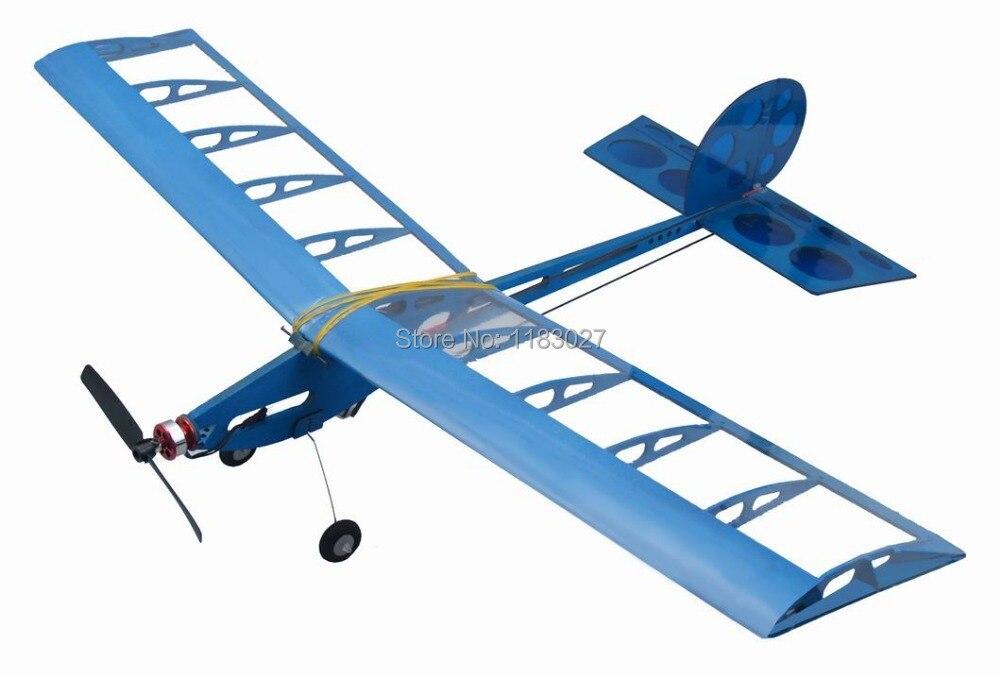 Balsa Wood Airplane Model YOYO 580mm Wingspan (Balsa KIT) Laser Cut Building Toys RC Woodiness model /WOOD PLANE