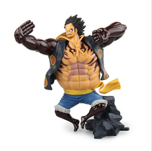 One Piece Monkey D Luffy Figure 17 cm
