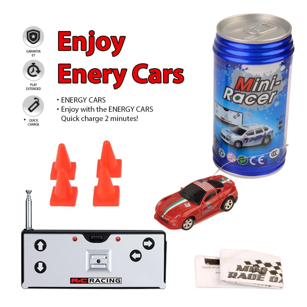 Coke Can Mini Car (2)