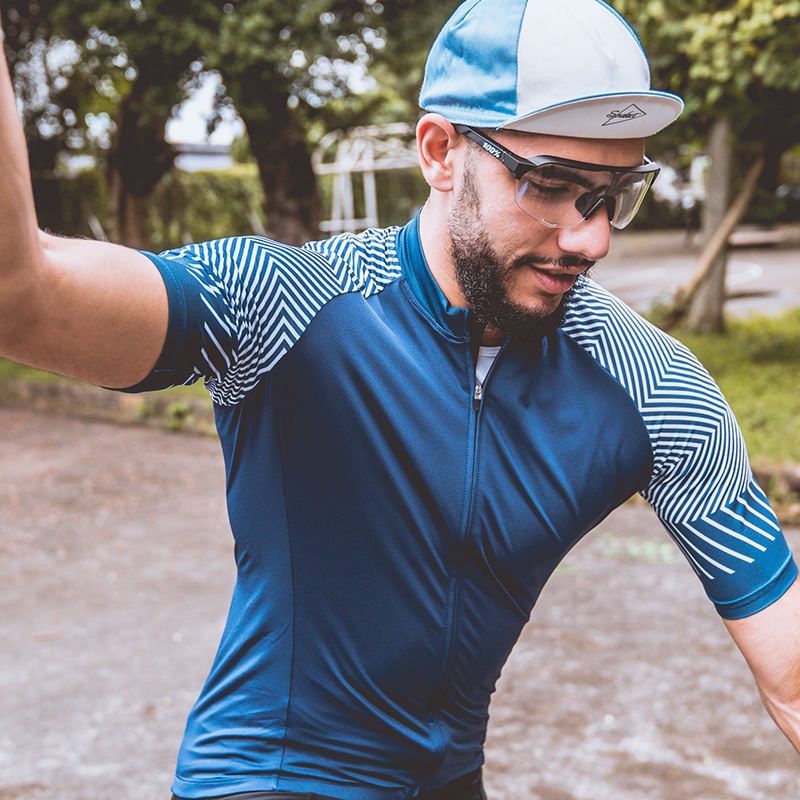 Spring and summer new short-sleeved Jersey jacket breathable and quick-drying bicycle serviceSpring and summer new short-sleeved Jersey jacket breathable and quick-drying bicycle service