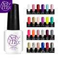 Sexy mix Red Color Soak Off UV Nail Gel Polish Hot Sale Color Gel Polish 60 Colors For Choose Led UV Nail Gel Varnish
