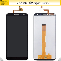 5.5'' For DEXP Ixion Z255 LCD Display+Touch Screen Screen Digitizer Assembly Repair Parts For DEXP Z 255 LCD