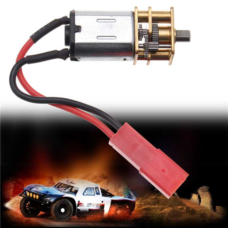 Orlandoo 1:35 Brushed Gear Motor w/Reduction Gear OH35P01 OH35A01 EP RC Cars NS0500