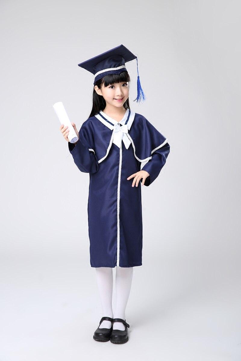 Cap and gown for kindergarten - Online Shop Children S Performance Clothing Academic Dress Gown Kindergarten Dr Cloth Graduated Bachelor Suits With Graduation Cap Aliexpress Mobile