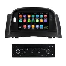Otojeta dvd-плеер автомобиля для Renault Megane II 2004-2009 8-ядерный Android 6.0 2 ГБ Оперативная память Авто Стерео GPS /радио/DVR/OBD2/TPMS/камера