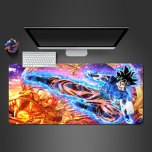 King Dragon Gaming Pad Computer Keyboard Desk Mats Animation