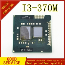 Core i3 370M 2.40GHz Dual-Core Processor PGA988 Mobile CPU Laptop processor