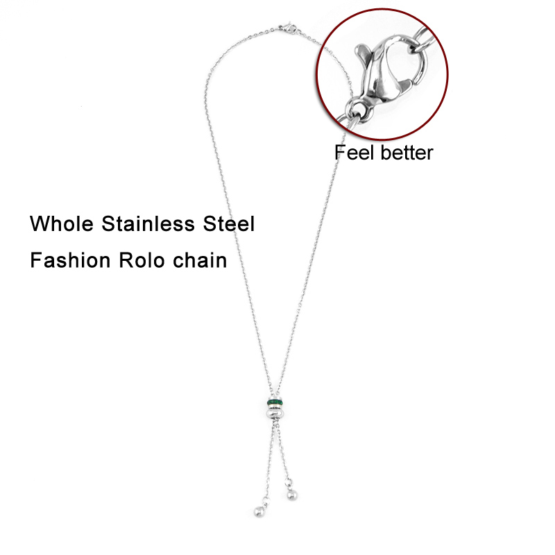 women Zodiac tassels collier female birth stone Necklace stainless steel  adjustable charms fashion jewelry best friend choker-in Pendant Necklaces  from ... bcd17651a938