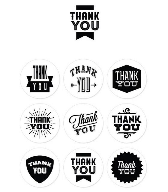 9 pcslot 1bag diy kawaii greeting words thank you stickers round 9 pcslot 1bag diy kawaii greeting words thank you stickers round label m4hsunfo