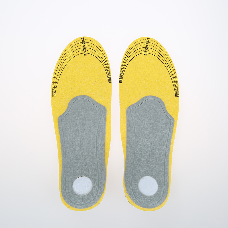 1 pair Large Size 3D premium Feet Care For Women Men Comfortable Shoes Orthotic Insoles Inserts High Arch Support Pad