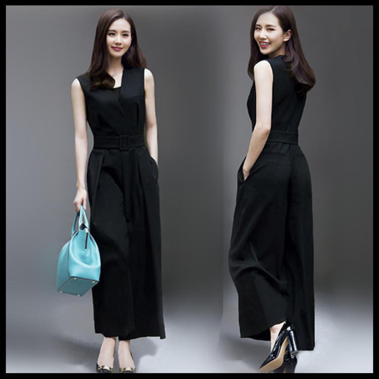 1ac493d3cd31 Detail Feedback Questions about 2018 Summer Womens Solid Black ...