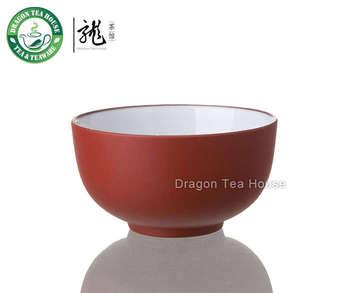 Arcilla Yixing cristal rojo Zisha taza de té 20ml 0,7 oz