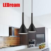 Склад 90-260 В E14 120 см 0.75x2 черный провод промышленных имитация цемента ретро современный LED творческий ресторан-бар подвесной светильник