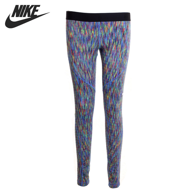 где купить Original New Arrival 2017 NIKE AS W NP HPRWM TGHT VENEER Women's  Pants Sportswear по лучшей цене
