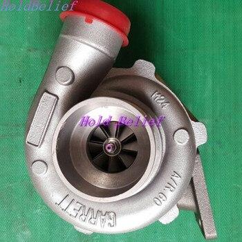 Турбо Турбокомпрессор 6207-81-8210 465044-5251 T04B59 для мини-экскаватора Komatsu S6D95L PC200-5